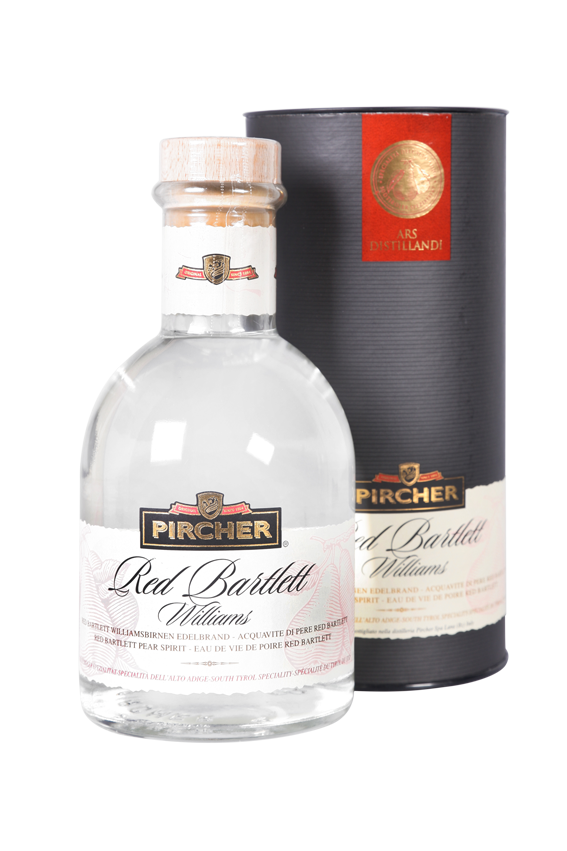 Pircher Williams Red Bartlett Birnen Edelbrand